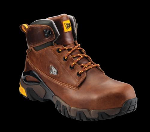 bed08649d97 4x4 Waterproof JCB Safety Boot.   SRB Workwear Ltd